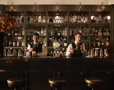 5 Great London Gin Bar Experiences!