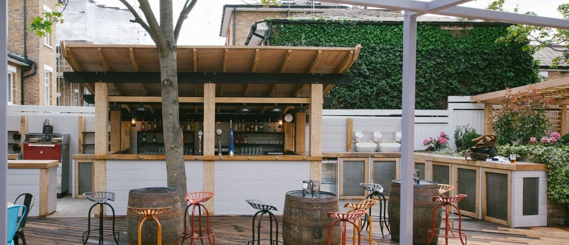Pubs With Gardens Near Islington Garden Ftempo
