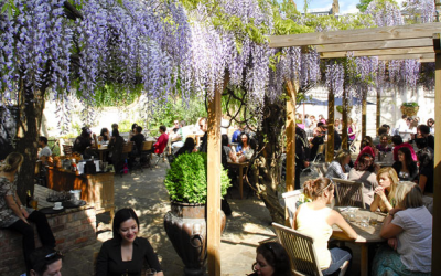 5 Awesomely Sunny London Beer Gardens!