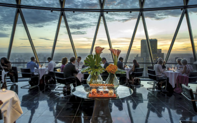 5 Jaw Dropping London Meeting Rooms With A View!